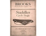 Brooks Yearly Book for Cyclist