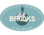Brooks Reclame Bord