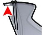 Jasbeschermer Bevestiging Tiewrap