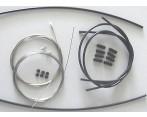 Fasi Derailleur Kabel Kit Glide