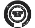 Keiti Yamaha Tankdop Fuel Cap Pad