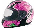 Roadstar Kinder Integraal Helm Butterfly