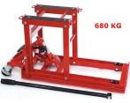 Motorheftafel 680KG