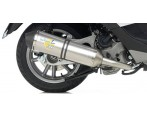 Uitlaat Piaggio MP3 400 LeoVince HM Titanium 8216