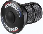 "A-Head Cap Carbon 1 1/8"" Controltech"