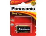 Batterij 9V LR61 Panasonic Pro Power