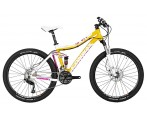 Mountainbike FS Dames Conway Q-MF 600